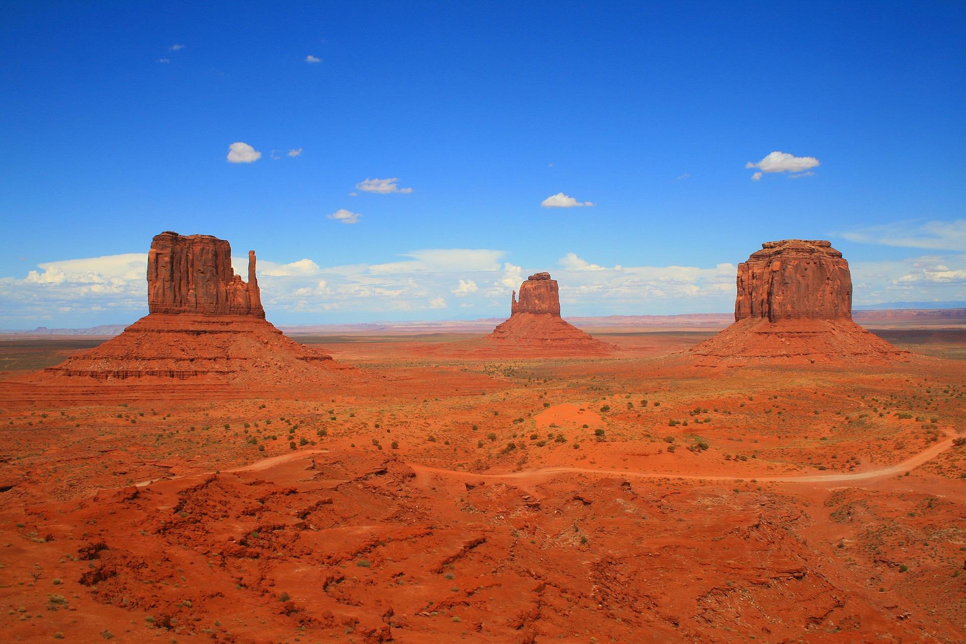 Deserti e Canyon del West