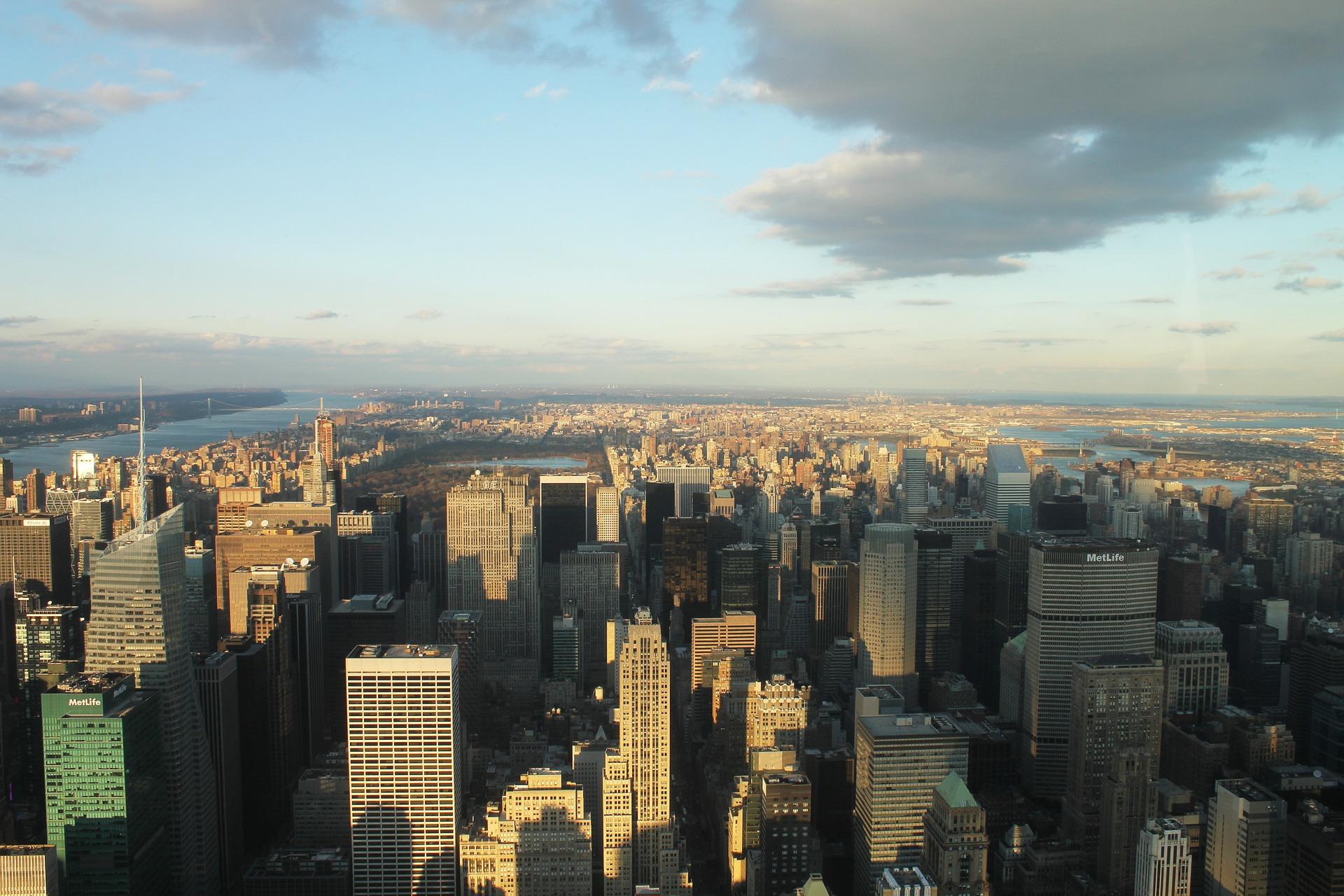 L 39 est usa da scoprire da nyc a washington il meglio dell for Sistemazione new york