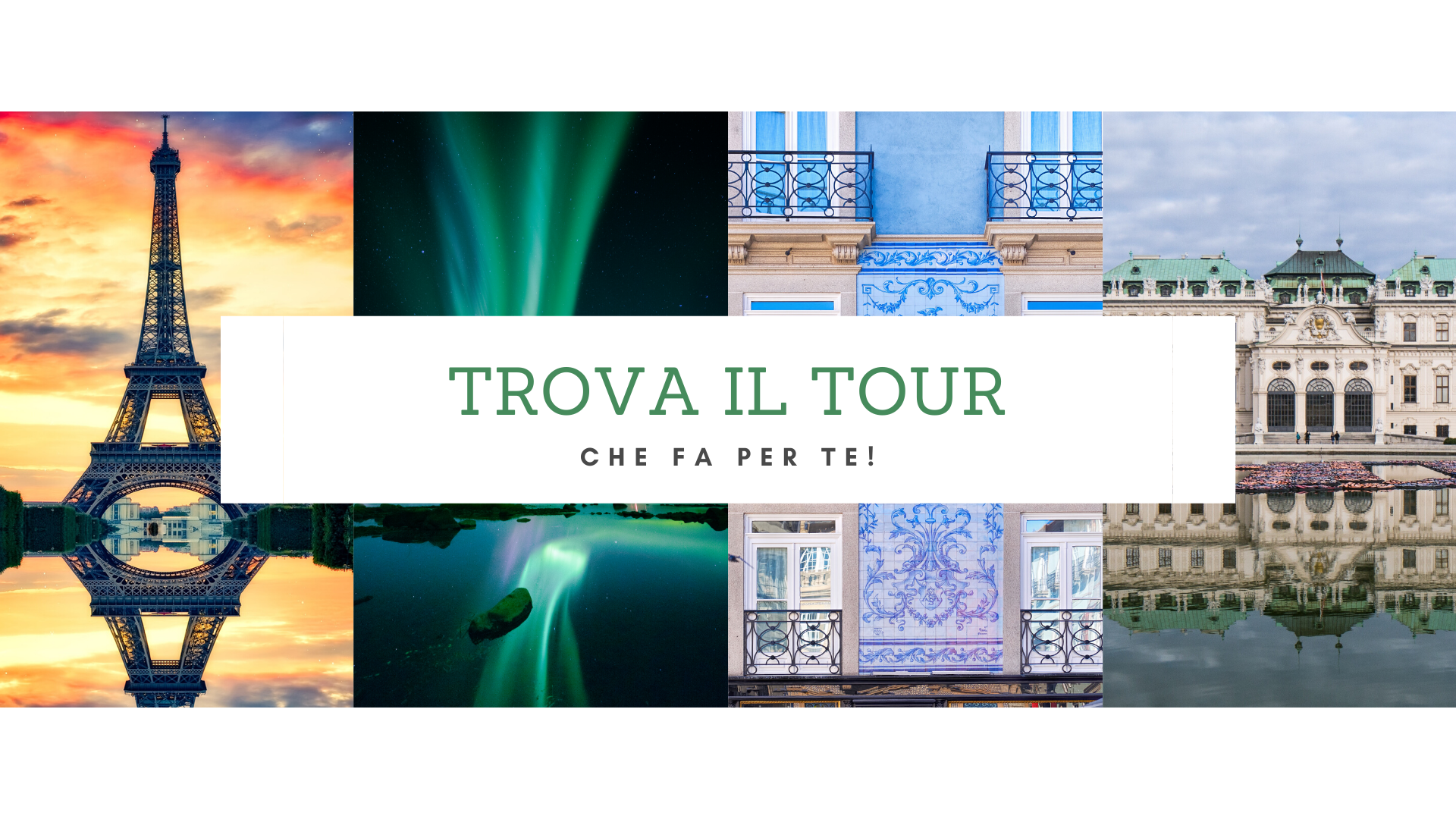 Tour e Itinerari in Europa